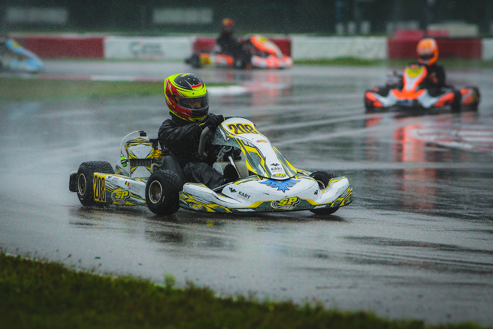 Weekend full of fights for Tom Braeken in the BNL round finale