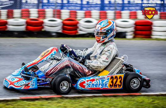 Victory and KZ2 leadership for Juodvirsis