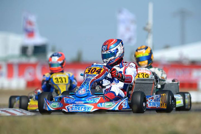First European titles for Camponeschi and Johansson at Genk