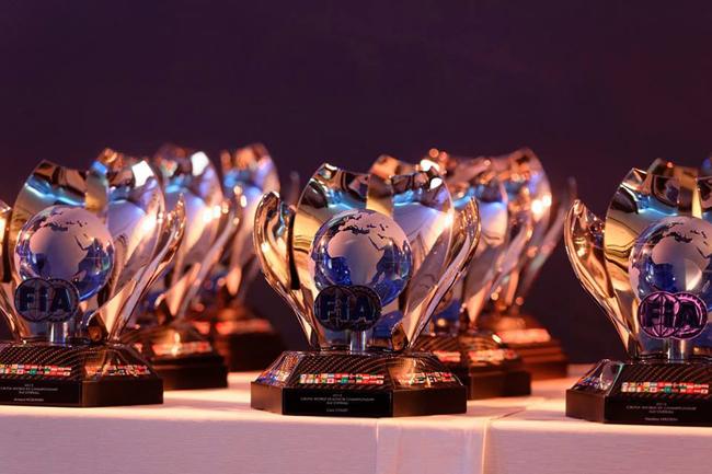 CIK-FIA 2015 awards ceremony