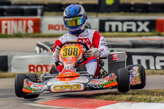 PSL KARTING ANNOUNCES DANIEL FORMAL AS PSL/CRG FACTORY DRIVER