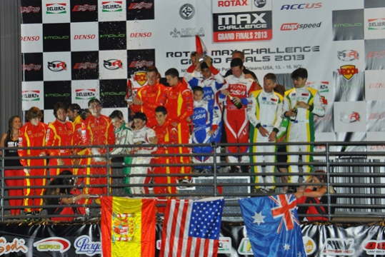 Karting wins at the Rotax Grand Finals in NOLA