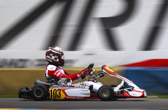 ART Grand Prix set for more success in 2014