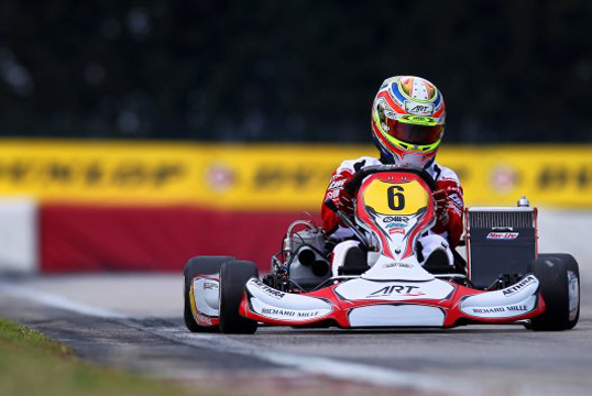 ART Grand Prix outperforms the competition at WSK opener