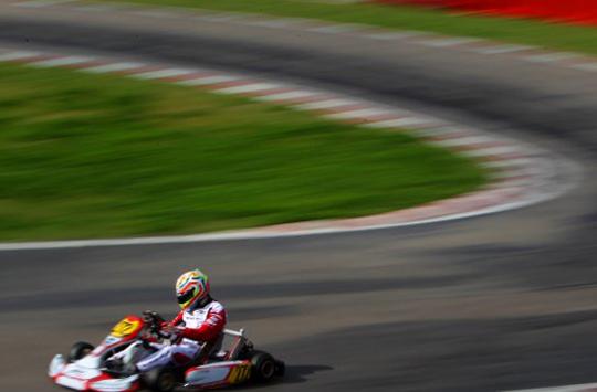 Hanley and Torsellini on top form in La Conca for ART Grand Prix