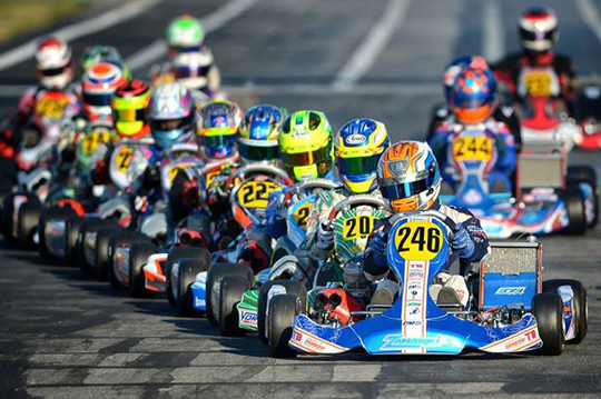 European KF and KF-Junior Championships begin at La Conca