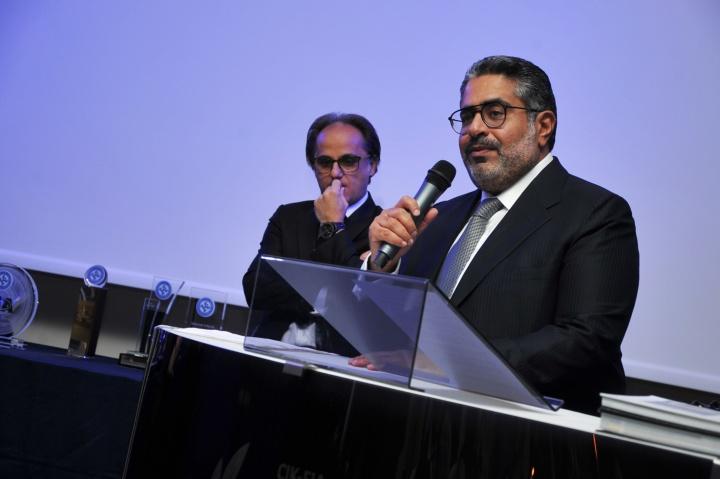 A letter from CIK-FIA President Shaikh Abdulla bin Isa Al Khalifa