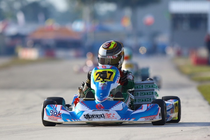 Speed concepts racing and Tyler Gonzalez win in Florida Winter Tour Competition