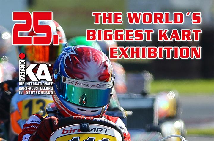 IKA-Kart2000 in Offenbach: the biggest kart show returns!
