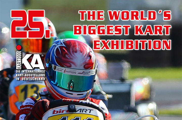 Join our stand at IKA Kart2000!