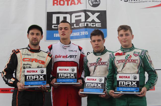 Rotax Euro Challenge celebrates new champions