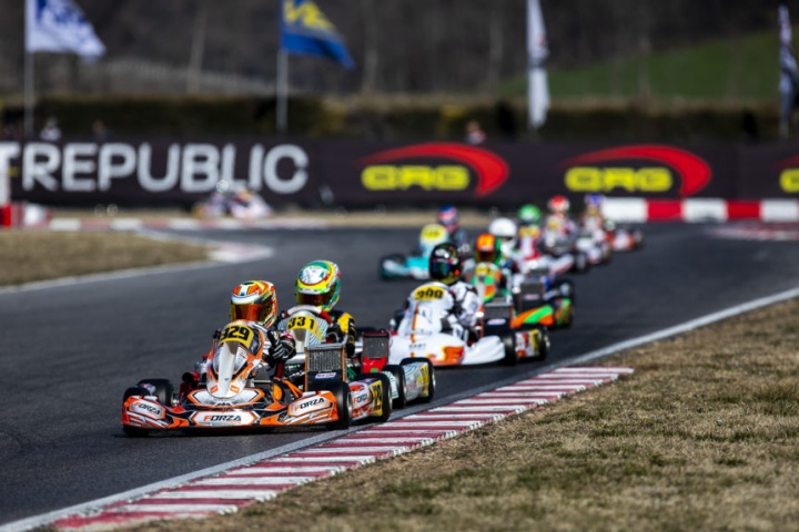 Forza Racing returns to Lonato for the WSK Euro Series