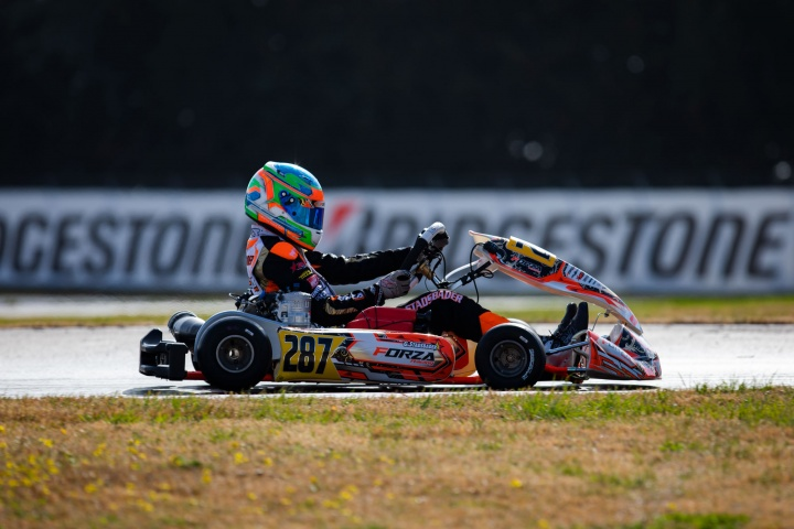 The Team competitive at La Conca World Circuit