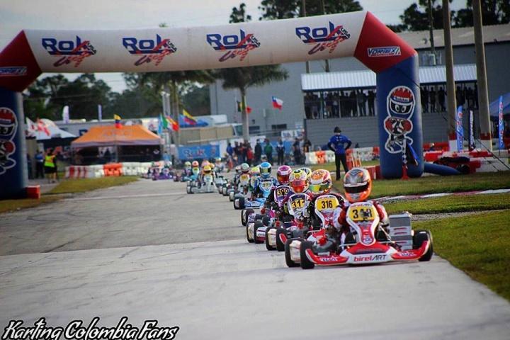 Florida Winter Tour - Round 1 report