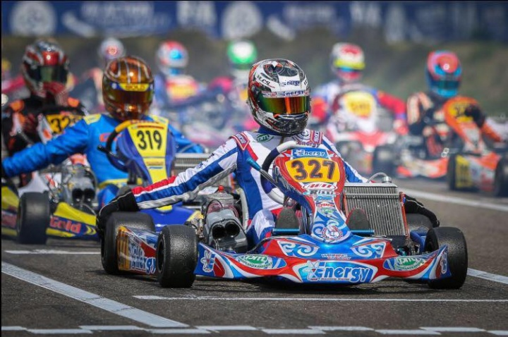 Martijn van Leeuwen - Karting, time to say goodbye