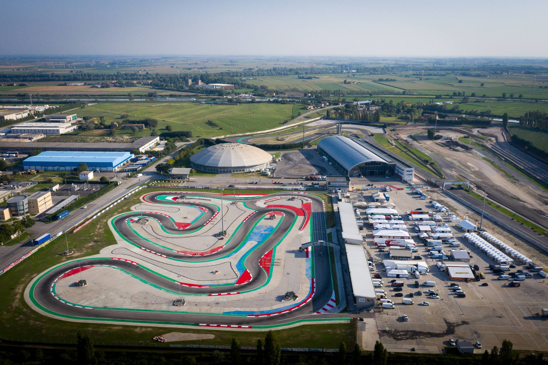 FIA Karting Euro, Adria - KZ and KZ2 final act, who will win?