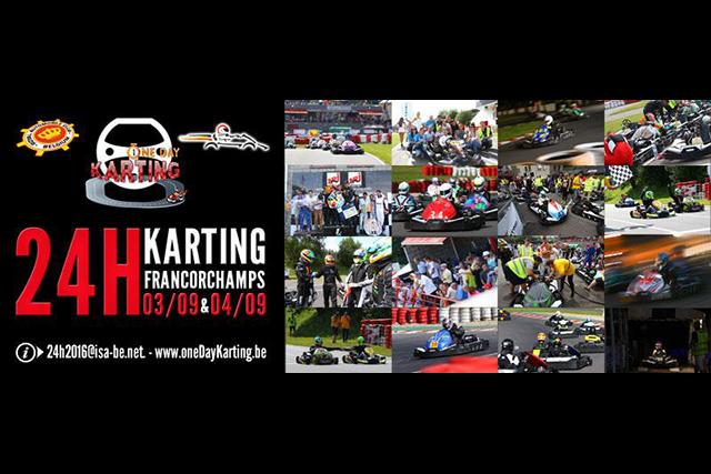 Un engouement sidérant  pour les 24H Karting de Francorchamps