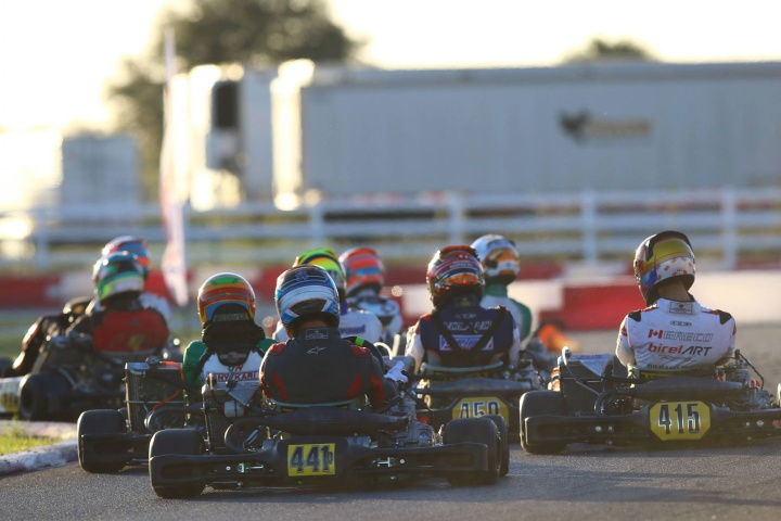 Rok Cup USA and Sim Performance Driving Center lock down multi-year agreement