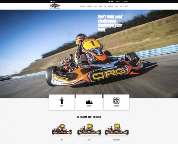 The Briggs Kart Championship website is now online