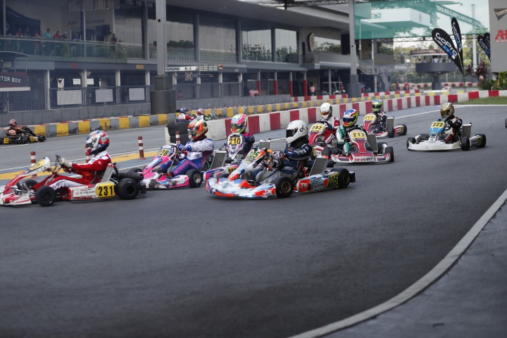X30 Southeast Asia, KF1 Karting Circuit - Round 3, June 3rd/4th