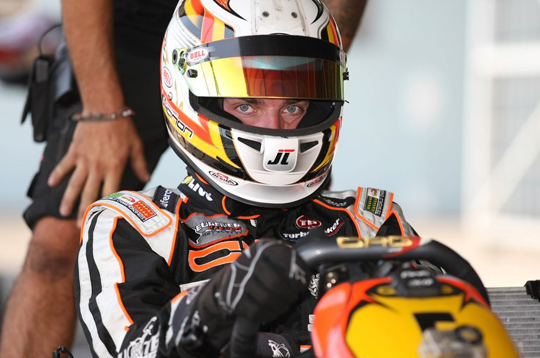 Thonon joins Praga Racing Team