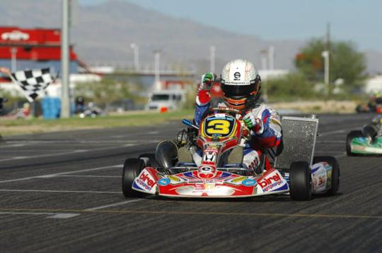 3G Kart Racing set for victories at SKUSA SuperNationals XVII