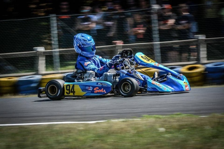 CIK FIA - Adrien Renaudin: «After the European title my next target is the World Cup»