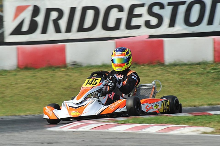 WSK Final Cup - Round 1 Report