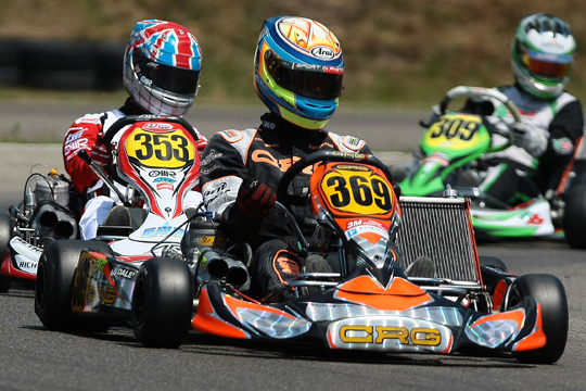 Super Dalè and Federer on CRG-Maxter in Genk's KZ2