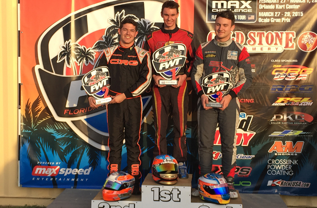 Florida Winter Tour opened the Rotax international season
