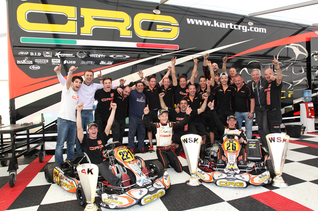 Great victory for Crg/Maxter with Puhakka in KZ2