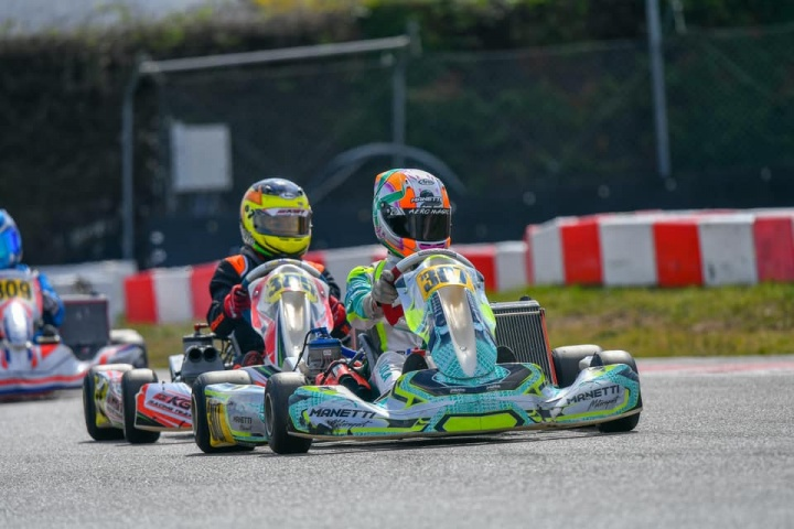 Manetti Motorsport honors the 30th Trofeo Margutti