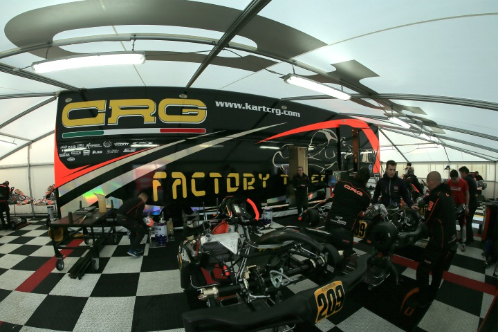 CRG KICKING OFF ITS 2016 SEASON AT THE WSK CHAMPIONS CUP OF ADRIA