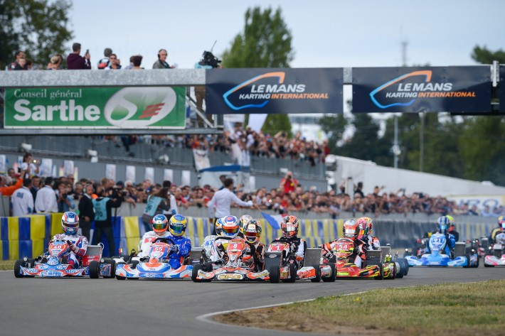 Le Mans karting 2017 is already buzzing