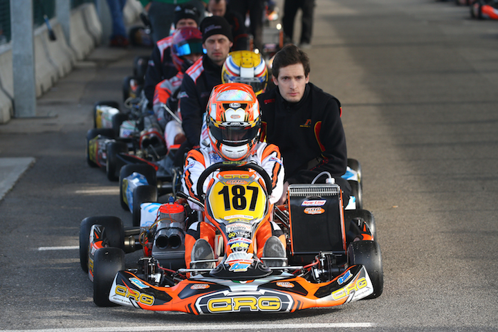CRG, two podiums at the Winter Cup with Hiltbrand and Federer