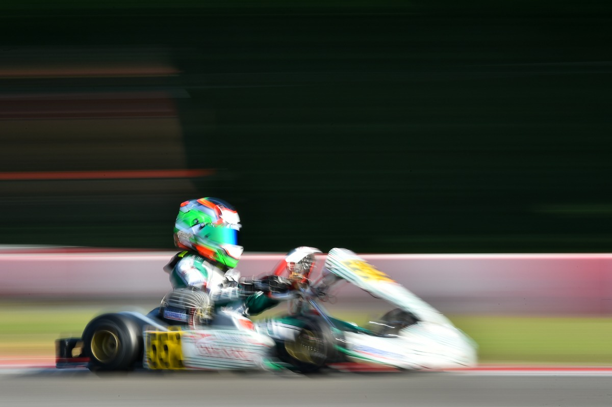 Ready for the decisive round of the WSK Open Cup