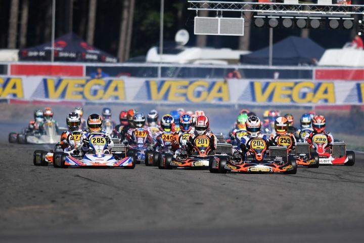 Thrilling final DKM races in Genk
