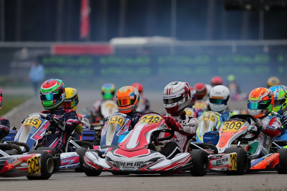 BNL Kick-Off set for bumper entries at Genk