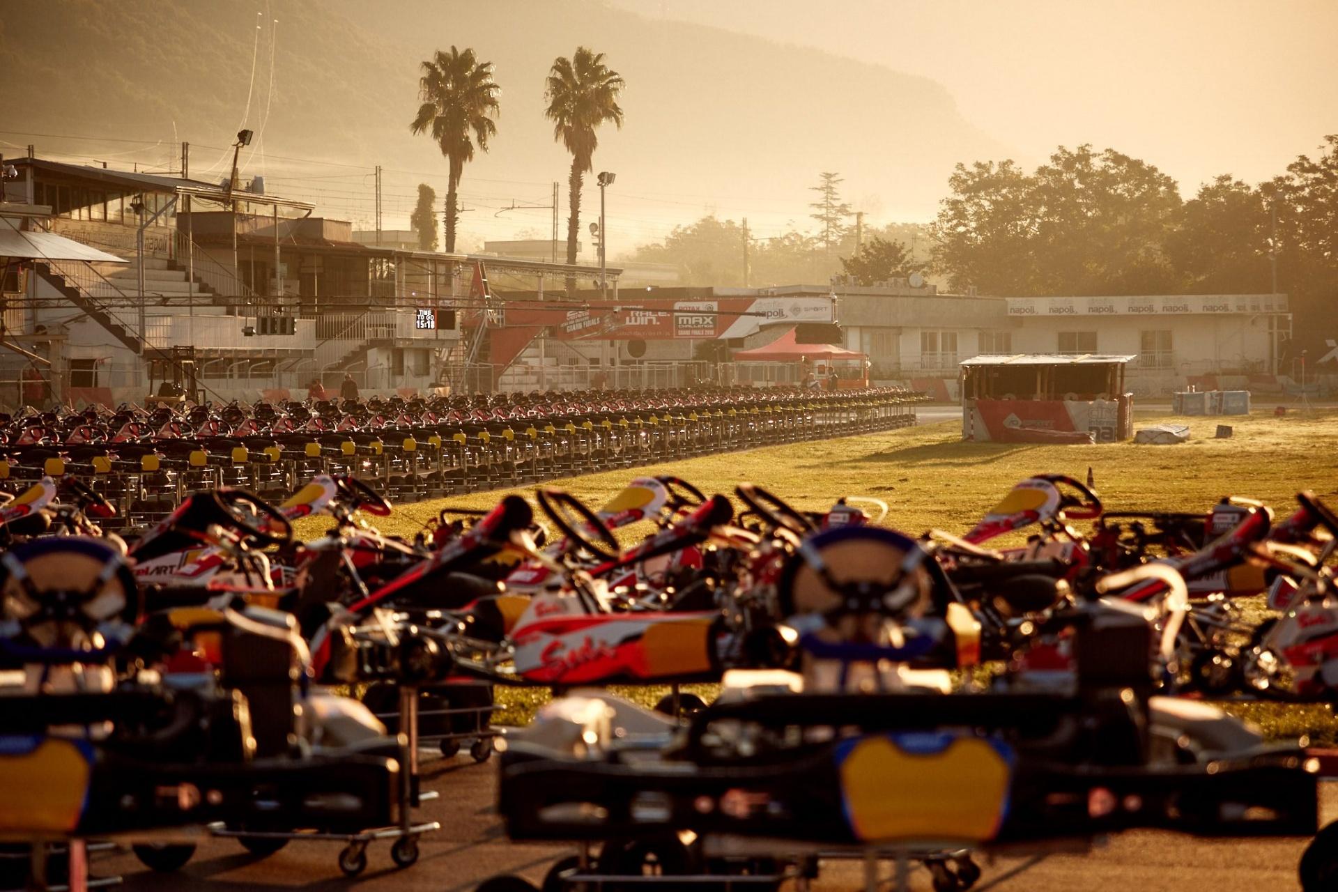 RMCGF day 2 - Circuito Internazionale di Napoli.