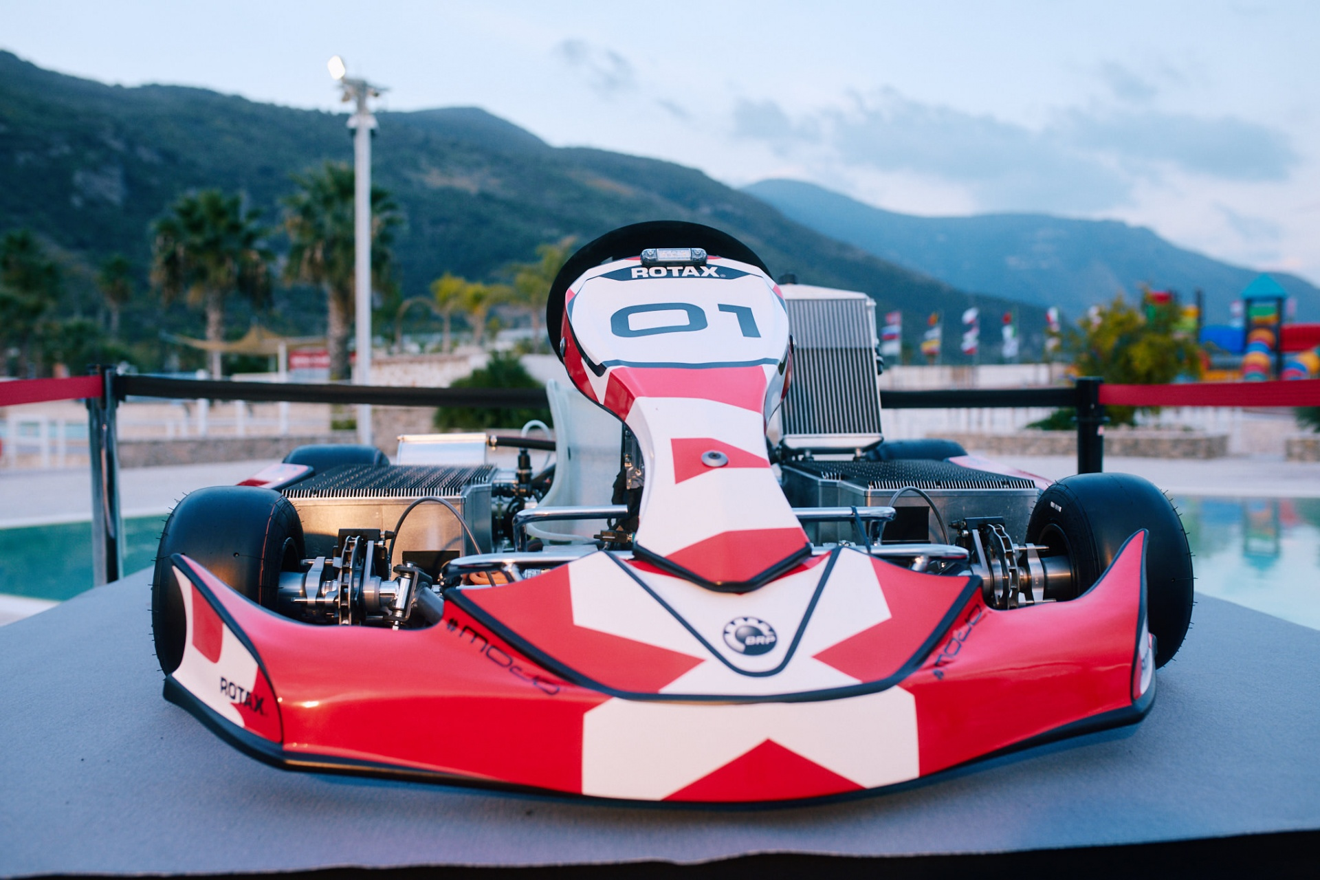 BRP-Rotax reveals new E-Kart Project E20
