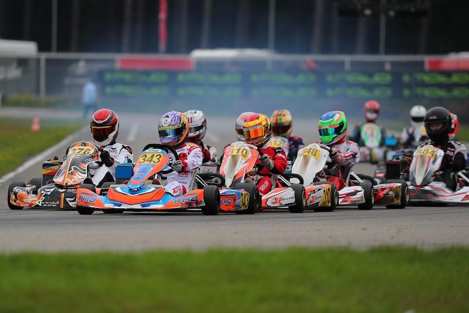 BNL Karting Series announced revised calendar for 2020