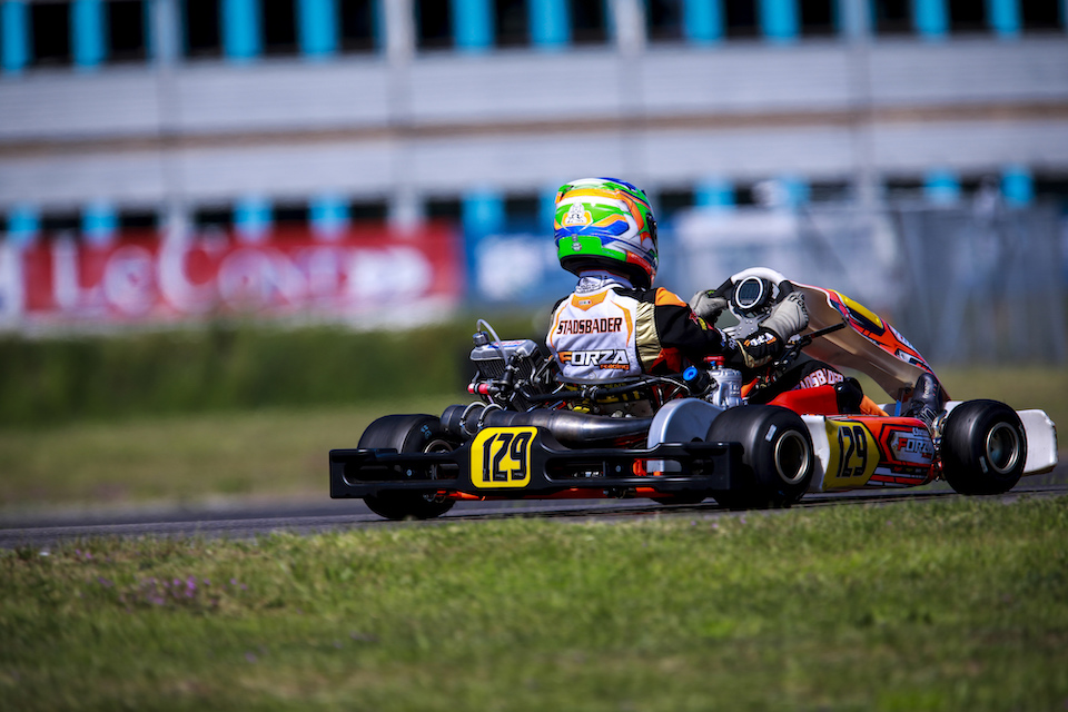 Forza Racing ready for the European Championship's last act