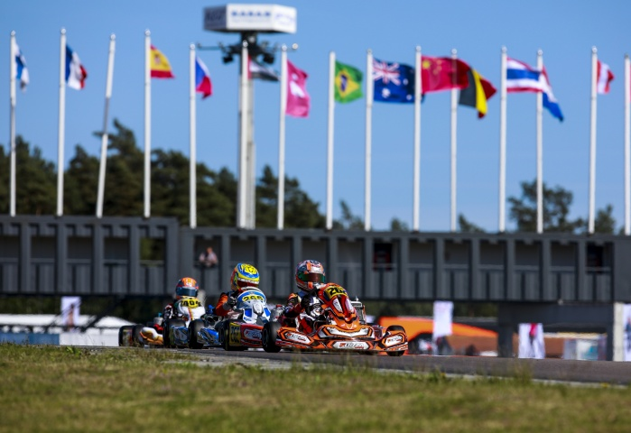 Lindblad excites in the final in Kristianstad