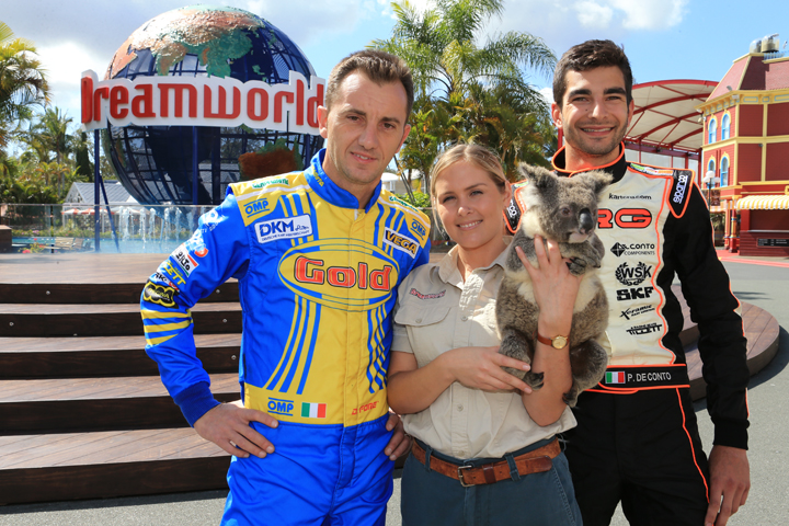 World champions welcomed to the Gold Coast