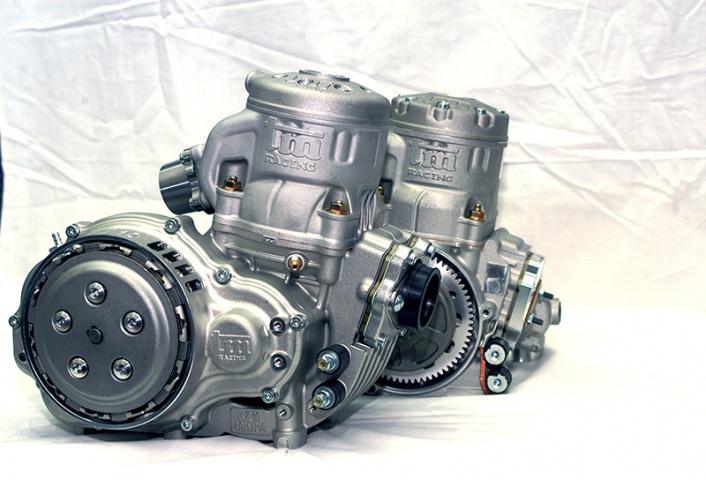 "Development of TM engines ""series 10"""