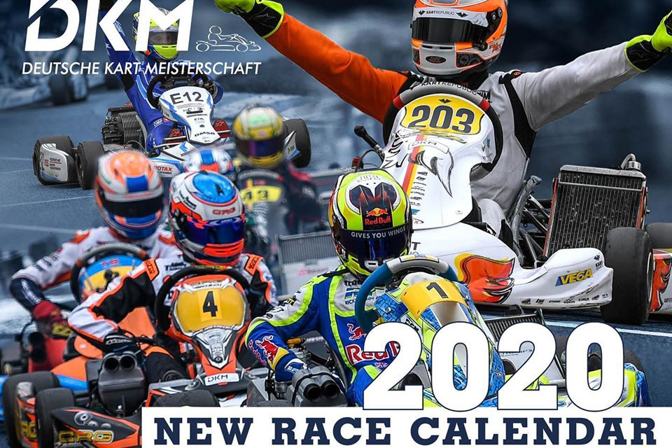 DKM formalizes the calendar