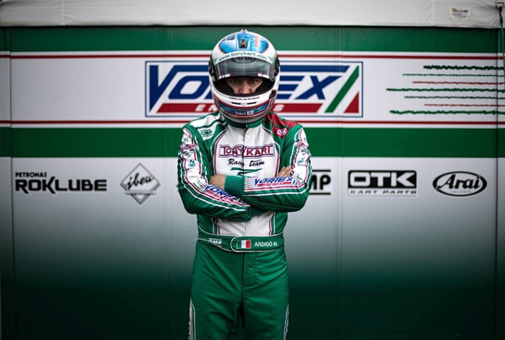 KZ - Marco Ardigò kills the competition and secures race win and title