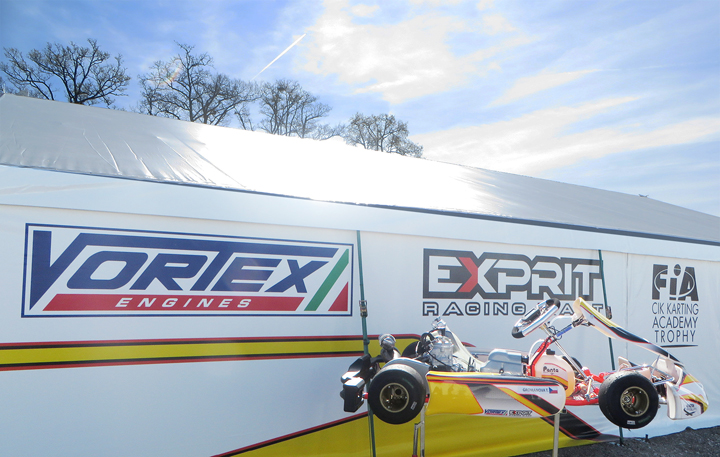 The Academy Trophy by OTK Kart Group kicks off this week-end in Essay