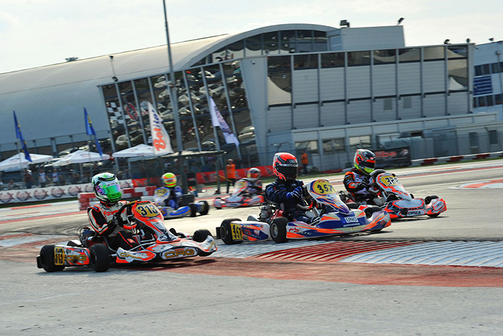 WSK Promotion announces the 2017 racing season