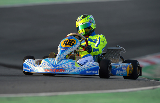 Lorandi Junior World Champion